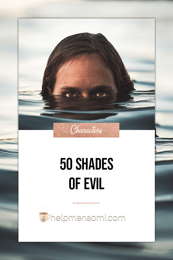 50 Shades of Evil (Characters)