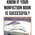 How will you Know if your Nonfiction Book is Successful? 1