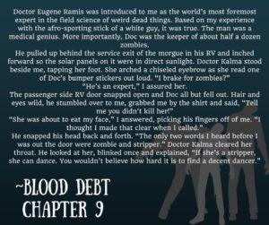 Book Teaser Example, EA Copen Blood Debt