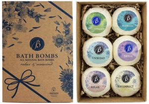 handmade bathbombs gift ideas for work at home mothers