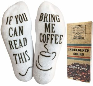 If you can read these socks funny novelty socks gift idea for work at home mothers