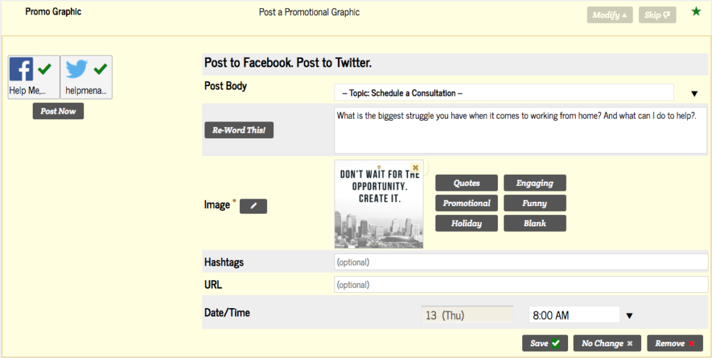 Finally!! Master your Social Media Content Calendar Once and for All 1