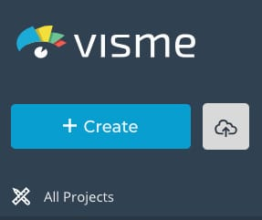 Visme Screenshot New Design