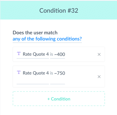 How to Build a Quote Request Calculator for Messenger in ManyChat 25